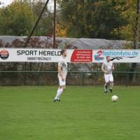 1:1 gegen Laggenbeck 2
